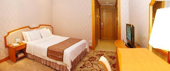 South China Harbour View Hotel: 商务大床房
