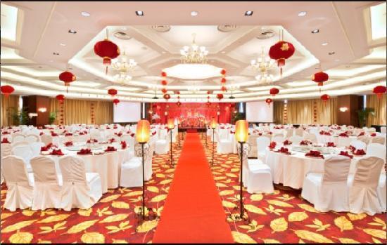 Jinling Garden Hotel Taicang : 花园厅