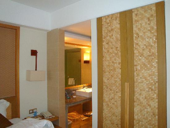 Man Wan Harmona Resort: 藤的特色突出