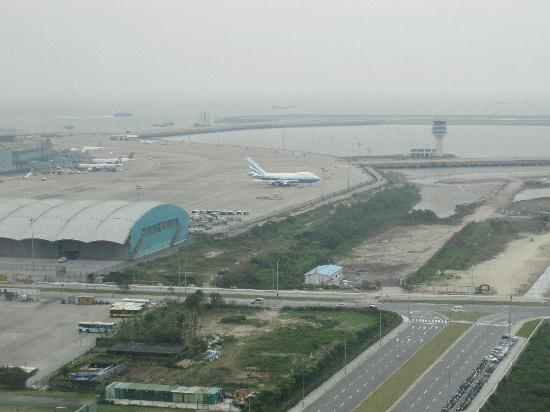 Grand Hyatt Macau: 窗外