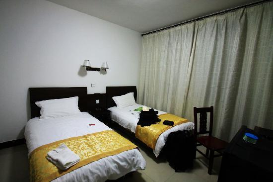 Lvyou Hostel Mount Jiuhua : 房间不错,很舒适