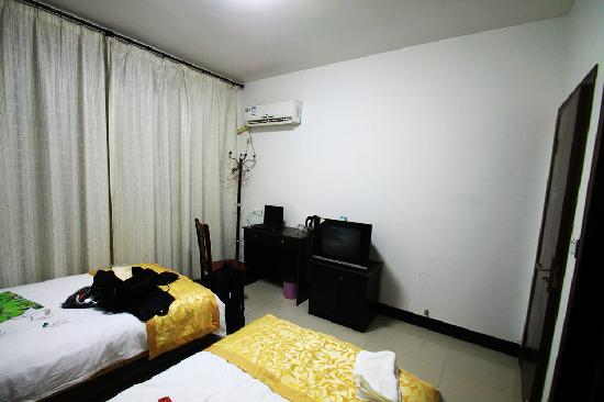 Lvyou Hostel Mount Jiuhua : 简单舒适