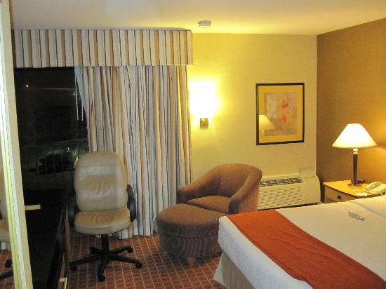 Holiday Inn Dublin: 房间