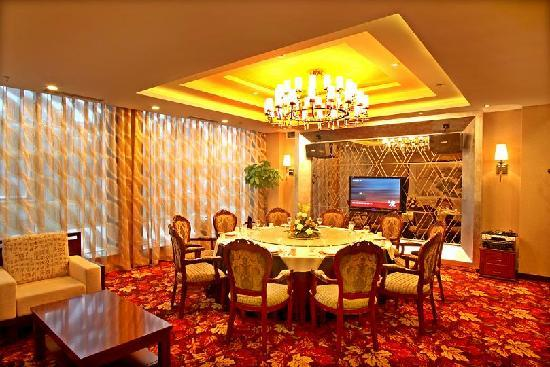 Great Wall Hotel : 包间