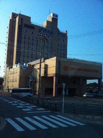 Kinuura Grand Hotel: 全景