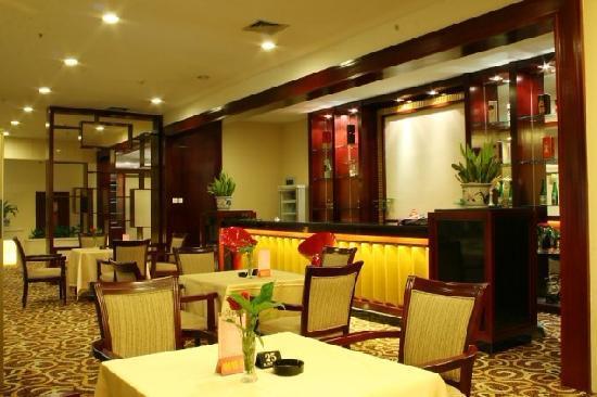 Golden Hotel : 西雅阁餐厅