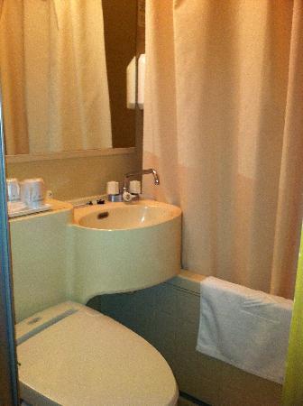 Wishton Hotel Yukari: 卫生间