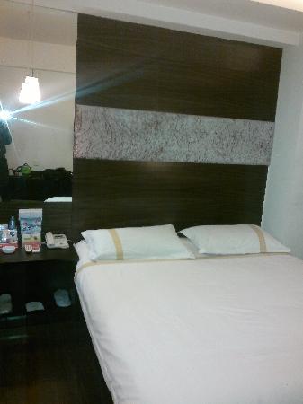 Jiahe International Express Hotel: 单床