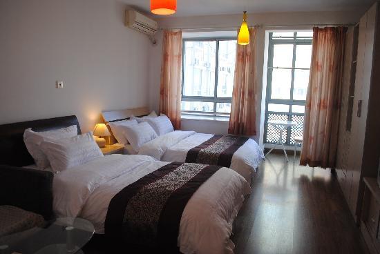 Sidijia Service Apartment Shanghai Shengtiandi