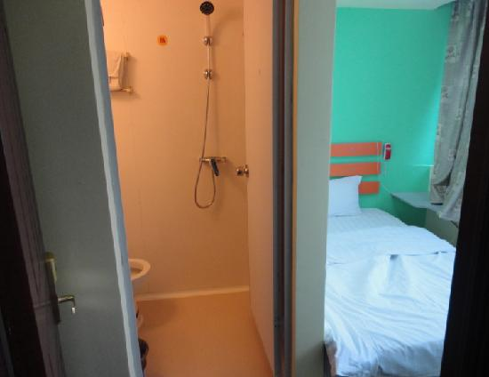 Gaotie Express Hotel: 照片描述