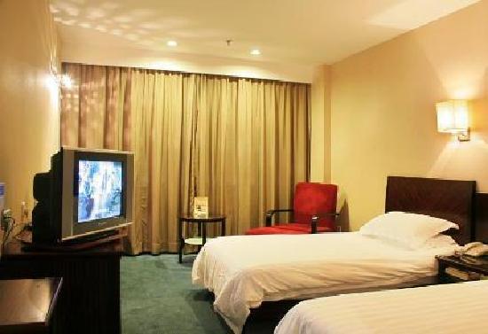 Tian Du Hotel Wenzhou:  标准间