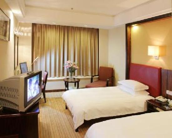 Tian Du Hotel Wenzhou: 商务间