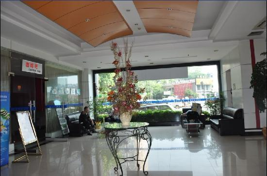 CAAC Hotel : 酒店大堂