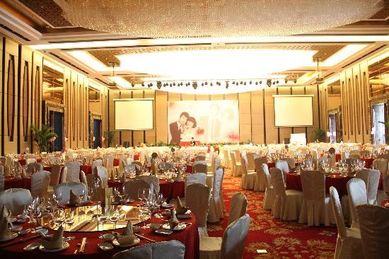 Jinling Jiangsu Yunhu International Conference Center Yixing: 2