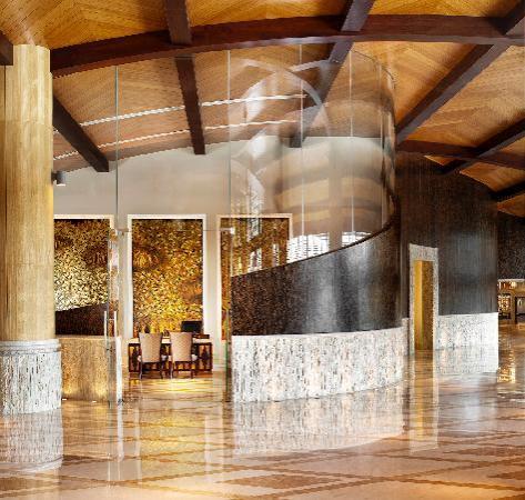 The St. Regis Sanya Yalong Bay Resort: 酒店大堂1