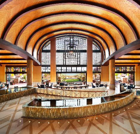 The St. Regis Sanya Yalong Bay Resort: 酒店大堂2