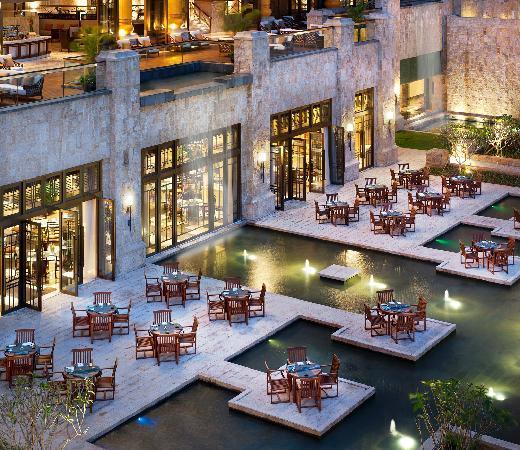 The St. Regis Sanya Yalong Bay Resort: 秀-全日餐厅2