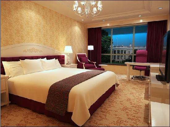 Guilin Bravo Hotel: 2011桂林宾馆5星豪华贵宾楼大床房