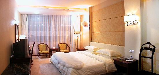 Hongji Hotel: 豪华套房