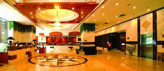 Gold Hotel: 酒店大堂
