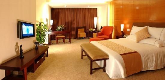 Gold Hotel: 酒店大床房