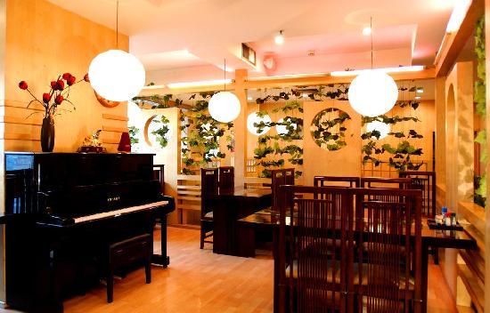 โรงแรมโกลด์: 日本料理