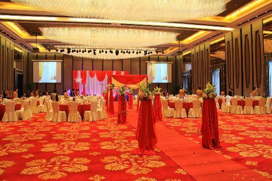 Jinling Jiangsu Yunhu International Conference Center Yixing