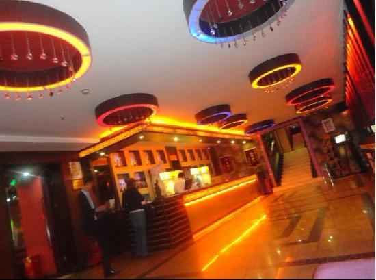 Song Lu Sheng Fang Holiday Hotel: 娱乐