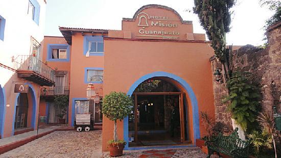 Mision Guanajuato: Misión Guanajuato酒店外观1