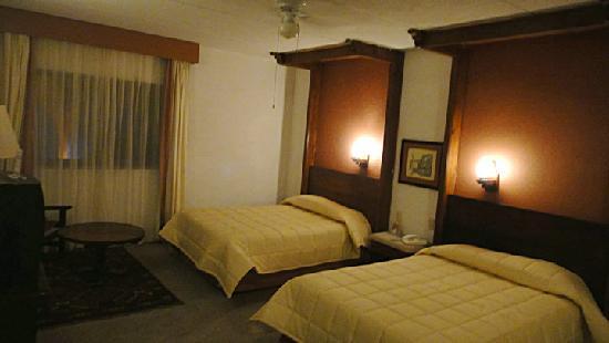 Mision Guanajuato: Misión Guanajuato酒店客房