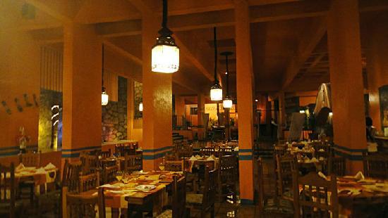Mision Guanajuato: Misión Guanajuato酒店餐厅