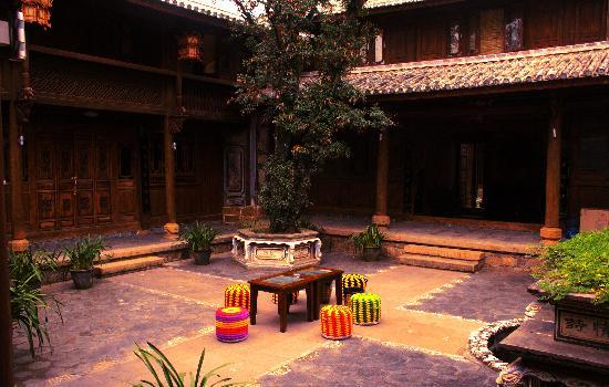 Eaglewood Resort Dali: 64号庭院