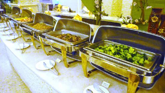 Tianducheng Resort: 酒店自助早餐2