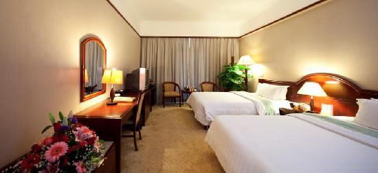 Kindlion Apartment Hotel: 至尊双床房