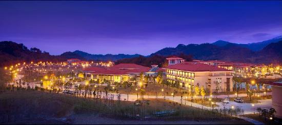 Wuyi Mountain Dahongpao Resort: 会场