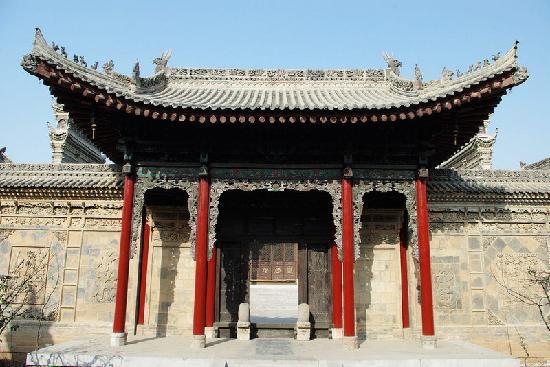 Xi'an Guanzhong Folk Art Museum