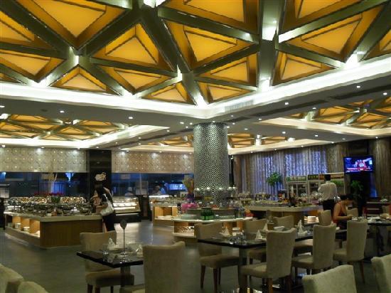 Bihai Hotel: 高档自助餐厅