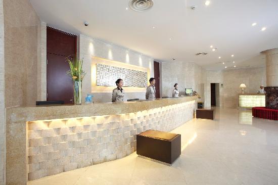 Jiangsu Hotel : 总台