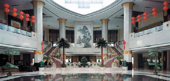 Hotspring Grand Hotel: 大堂