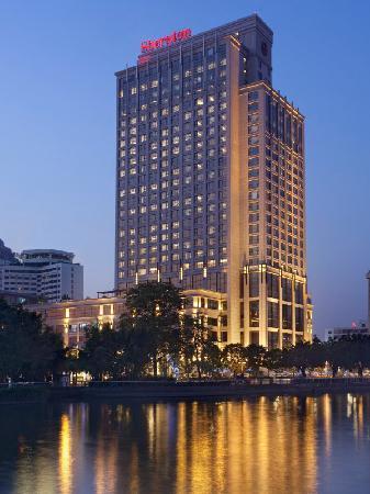Sheraton Zhongshan Hotel 88 9 8 Updated 2018 Prices Reviews China Tripadvisor