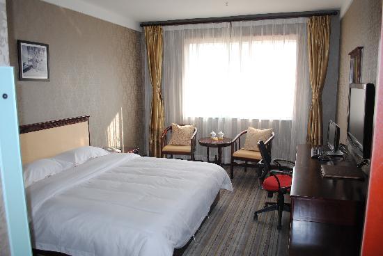 Super 8 Hotel Yantai Development Zone Chang Jiang Lu: 照片描述