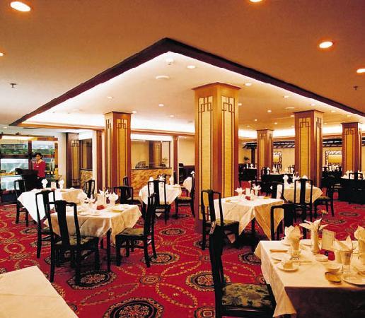Guo'an Hotel: 国安宾馆中餐厅