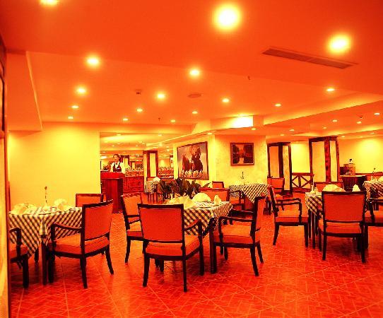 Guo'an Hotel: 国安宾馆西餐厅