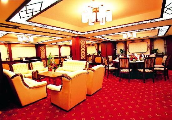Guo'an Hotel: 国安宾馆贵宾厅