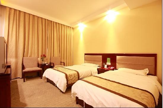 Changju Hotel : 豪华双人间