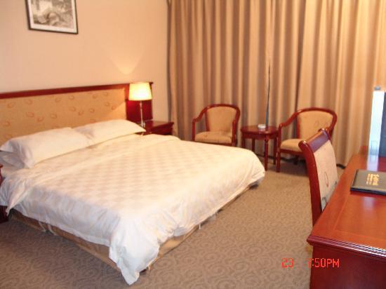 Hongji Hotel: 大床房