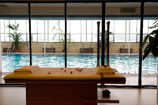 Chanzhou International Hotel: 水疗中心