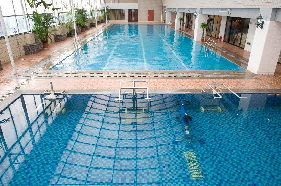 Chanzhou International Hotel: 室内游泳池
