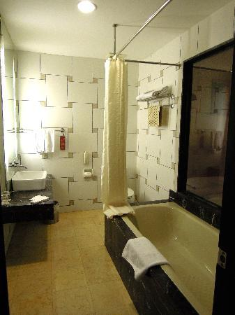 Gallery Hotel Xiamen: 洗手间(厦门·金悦)
