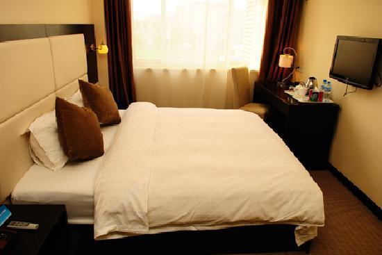 Joyful Star Hotel Pudong Airport Chenyang Hotel: 照片描述